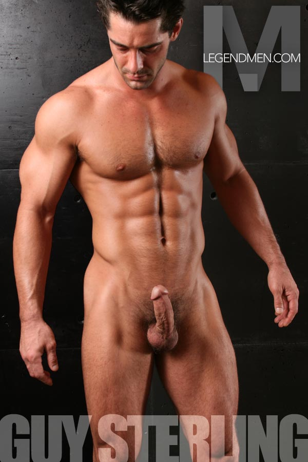 guy sterling naked