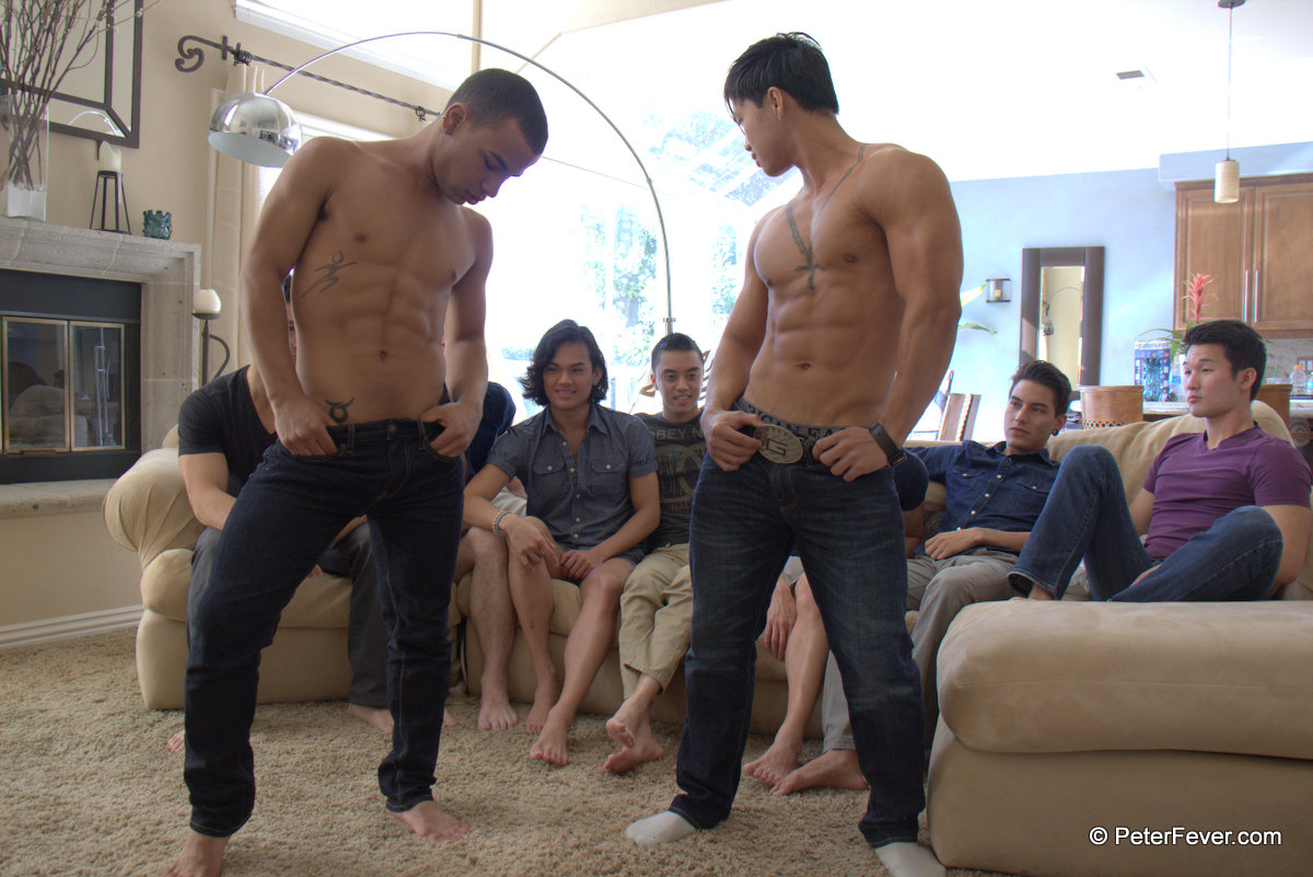 asian male strippers