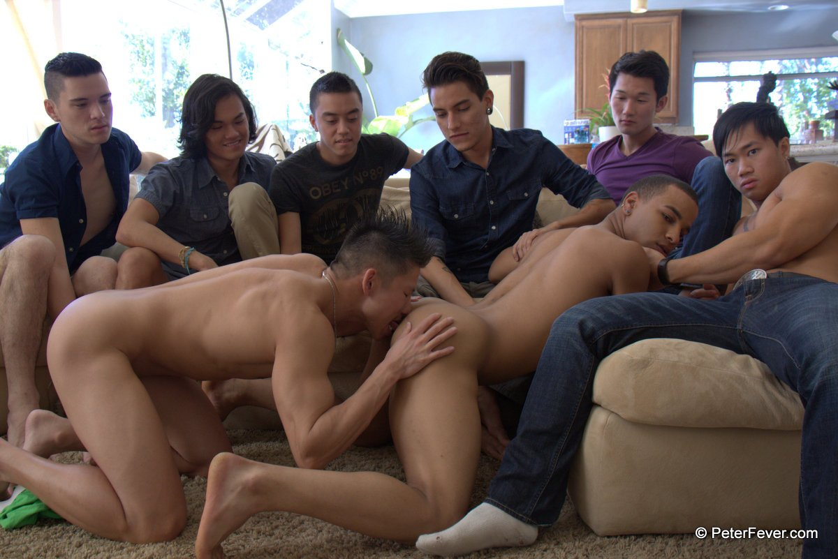 gay rimming asian twink ass